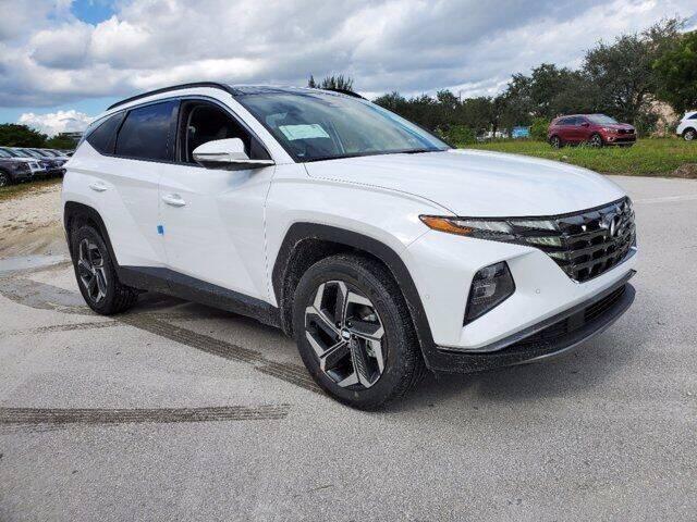 2022 Hyundai Tucson Hybrid for sale in Doral, FL