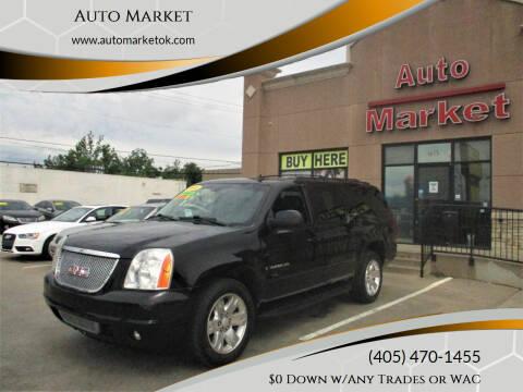 2009 GMC Yukon XL for sale at Auto Market in Oklahoma City OK