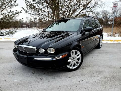 2007 Jaguar X-Type for sale at Excalibur Auto Sales in Palatine IL