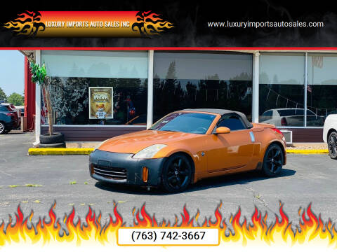2006 Nissan 350Z for sale at LUXURY IMPORTS AUTO SALES INC in North Branch MN