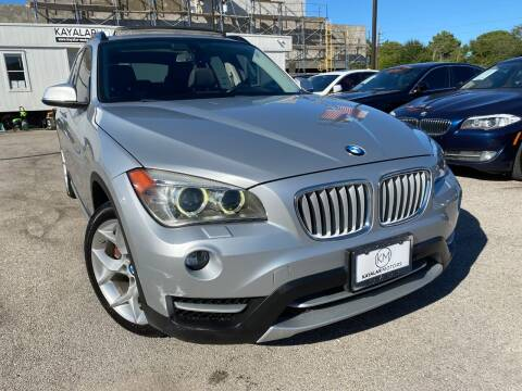 2013 BMW X1 for sale at KAYALAR MOTORS in Houston TX