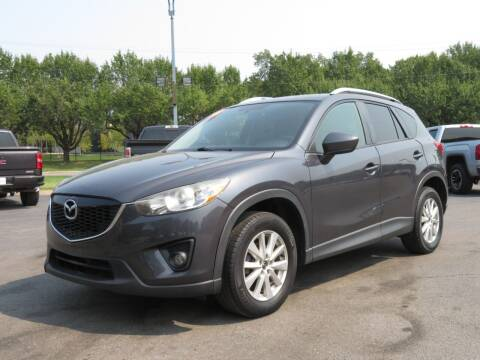 2014 Mazda CX-5 for sale at Low Cost Cars North in Whitehall OH