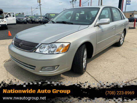 2002 Toyota Avalon for sale at Nationwide Auto Group in Melrose Park IL