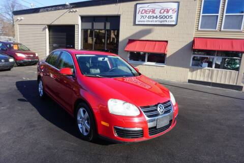 2008 Volkswagen Jetta for sale at I-Deal Cars LLC in York PA