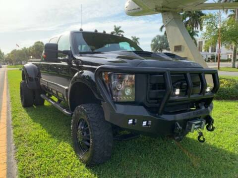 2016 Ford F-350 Super Duty for sale at Classic Car Deals in Cadillac MI