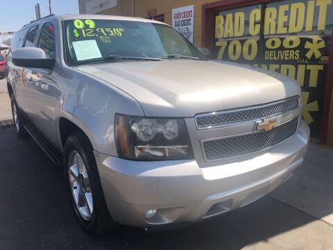 2009 Chevrolet Suburban for sale at Sunday Car Company LLC in Phoenix AZ