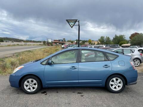 2005 Toyota Prius for sale at Skyway Auto INC in Durango CO