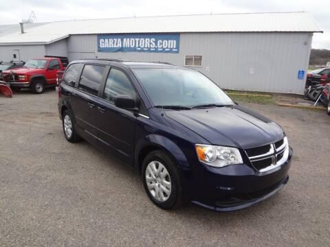 2014 Dodge Grand Caravan for sale at Garza Motors in Shakopee MN