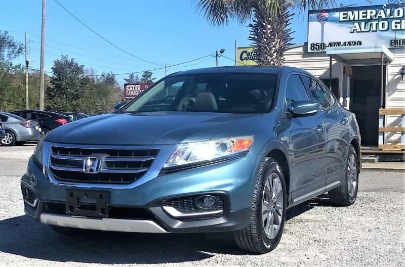 2013 Honda Crosstour for sale at Emerald Coast Auto Group LLC in Pensacola FL