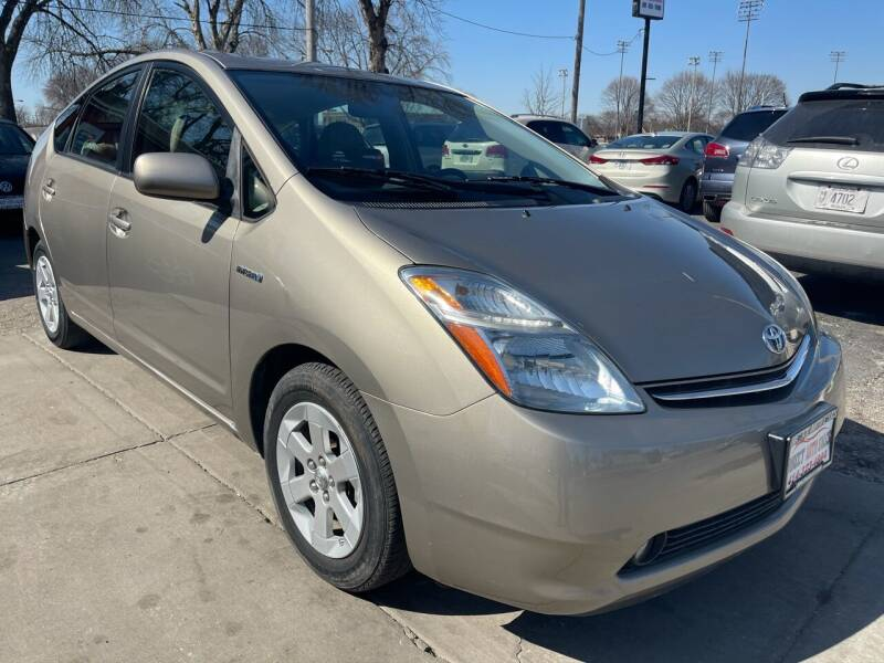 2007 Toyota Prius for sale at Direct Auto Sales in Milwaukee WI