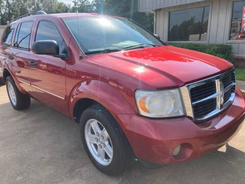 2009 Dodge Durango for sale at Peppard Autoplex in Nacogdoches TX