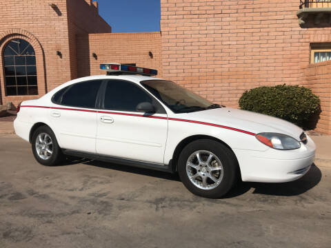 2000 Ford Taurus for sale at Freedom  Automotive in Sierra Vista AZ