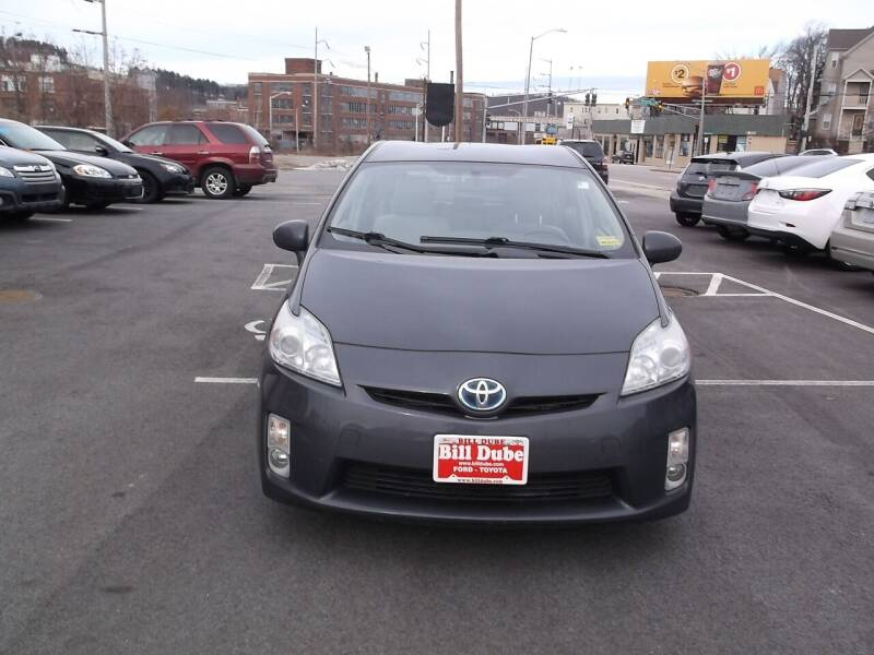 2011 Toyota Prius for sale at Sharp Auto Center in Worcester MA