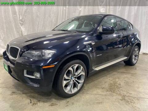 2014 BMW X6 for sale at Green Light Auto Sales LLC in Bethany CT