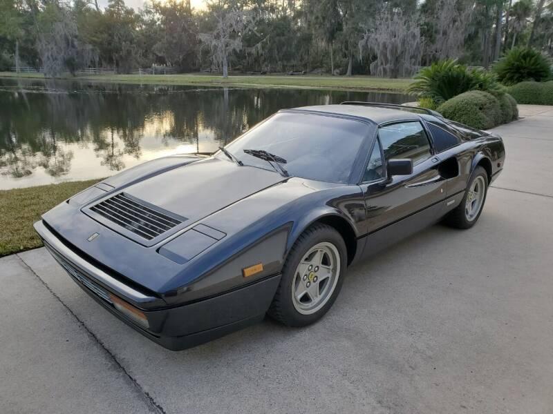 1987 Ferrari 328 GTS for sale at AUTO SOURCE in Savannah GA