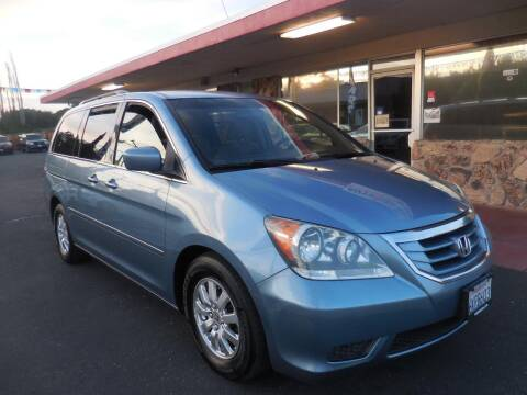 2010 Honda Odyssey for sale at Auto 4 Less in Fremont CA