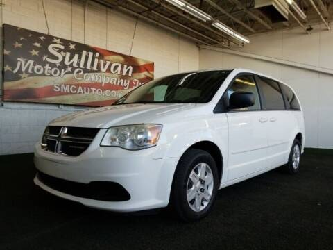 2012 Dodge Grand Caravan for sale at SULLIVAN MOTOR COMPANY INC. in Mesa AZ