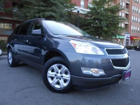 2012 Chevrolet Traverse for sale at H & R Auto in Arlington VA