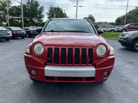 2007 Jeep Compass for sale at GMG AUTO SALES in Scranton PA
