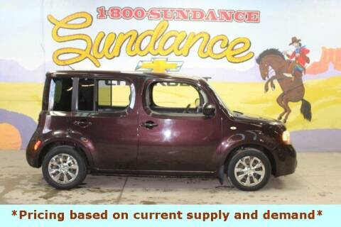 2010 Nissan cube for sale at Sundance Chevrolet in Grand Ledge MI
