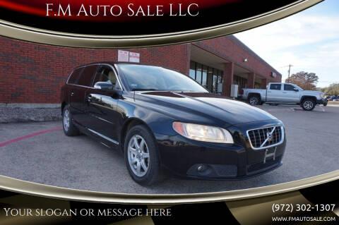 2008 Volvo V70 for sale at F.M Auto Sale LLC in Dallas TX