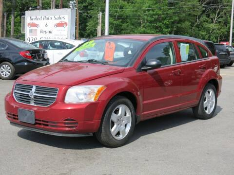 2009 Dodge Caliber for sale at United Auto Service in Leominster MA