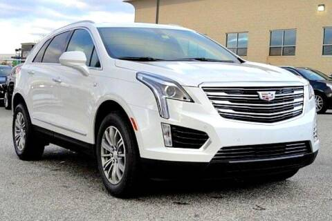 2017 Cadillac XT5 for sale at Clapper MotorCars in Janesville WI