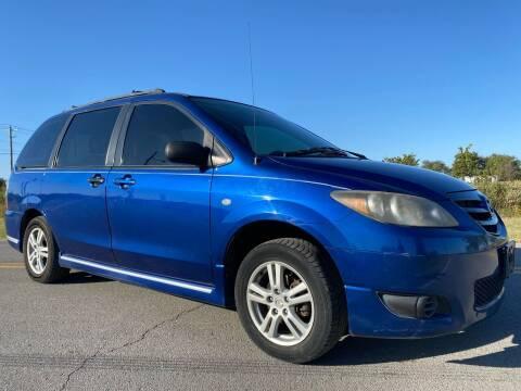 2005 Mazda MPV for sale at ILUVCHEAPCARS.COM in Tulsa OK