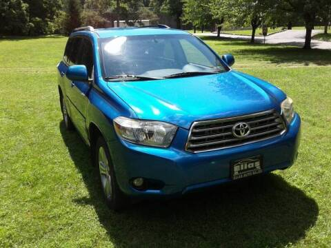 2008 Toyota Highlander for sale at ELIAS AUTO SALES in Allentown PA