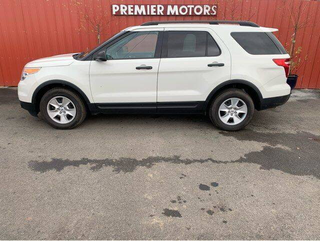 2011 Ford Explorer for sale at PremierMotors INC. in Milton Freewater OR