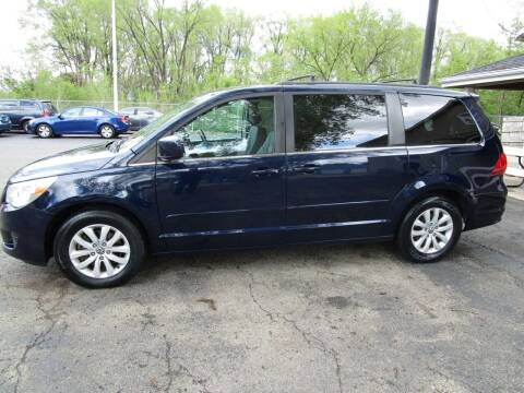 2014 Volkswagen Routan for sale at Best Buy Auto Sales of Northern IL in South Beloit IL