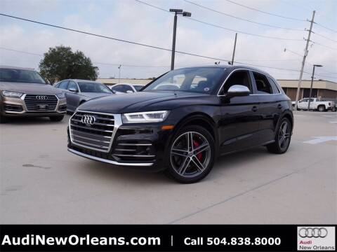 2019 Audi SQ5 for sale at Metairie Preowned Superstore in Metairie LA