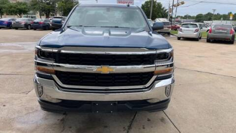 2018 Chevrolet Silverado 1500 for sale at Auto Limits in Irving TX