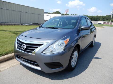 2017 Nissan Versa for sale at United Traders Inc. in North Little Rock AR