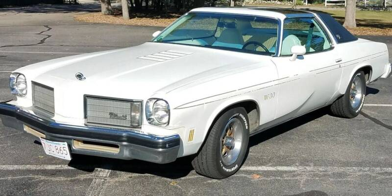 1975 Oldsmobile 442 for sale at CARuso Classic Cars in Tampa FL