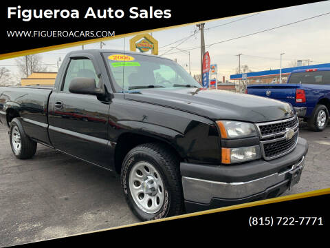 2006 Chevrolet Silverado 1500 for sale at Figueroa Auto Sales in Joliet IL