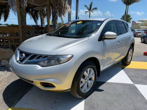 2014 Nissan Murano for sale at D&S Auto Sales, Inc in Melbourne FL