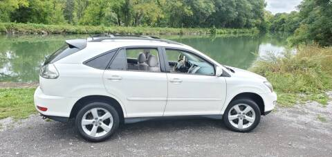 2005 Lexus RX 330 for sale at Auto Link Inc in Spencerport NY