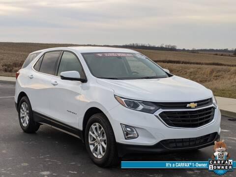 2019 Chevrolet Equinox for sale at Bob Walters Linton Motors in Linton IN