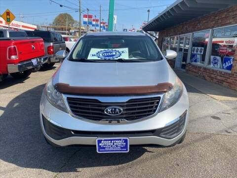 2011 Kia Sportage for sale at PARKWAY AUTO SALES OF BRISTOL - Roan Street Motors in Johnson City TN