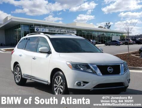 2016 Nissan Pathfinder for sale at Carol Benner @ BMW of South Atlanta in Union City GA