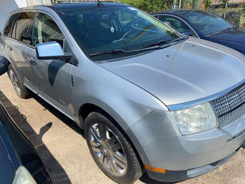 2009 Lincoln MKX for sale at Noel Motors LLC in Griffin GA