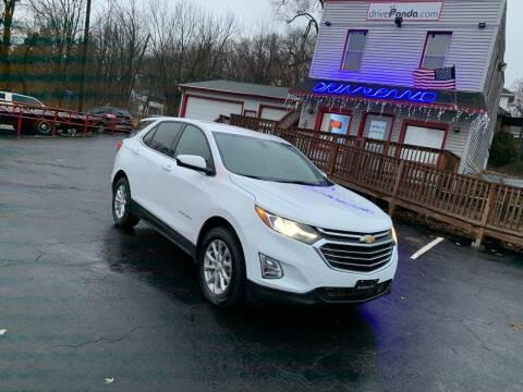 2018 Chevrolet Equinox for sale at DrivePanda.com Joliet in Joliet IL