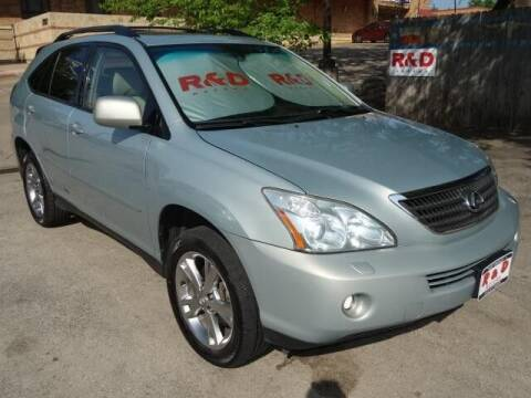 2006 Lexus RX 400h for sale at R & D Motors in Austin TX