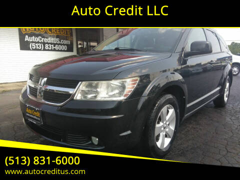 2010 Dodge Journey for sale at Auto Credit LLC in Milford OH