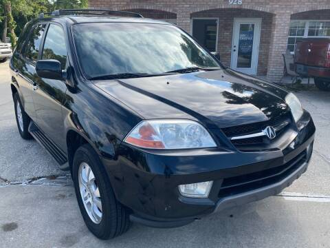 2003 Acura MDX for sale at MITCHELL AUTO ACQUISITION INC. in Edgewater FL