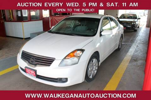 2009 Nissan Altima for sale at Waukegan Auto Auction in Waukegan IL