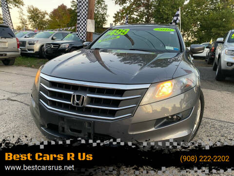 2010 Honda Accord Crosstour for sale at Best Cars R Us in Plainfield NJ