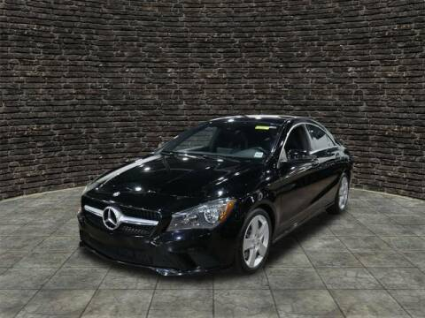 2016 Mercedes-Benz CLA for sale at Montclair Motor Car in Montclair NJ