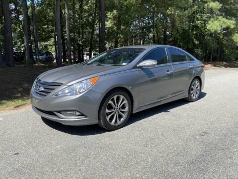 2014 Hyundai Sonata for sale at H&C Auto in Oilville VA